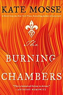 Book Cover: The Burning Chambers