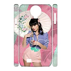 YYCASE Cell phone Samsung Galaxy S4 i9500 Cases Katy Perry Hard 3D Case