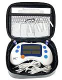 Andon AD-2025 2-Kanal Reizstromgerät zur Schmerztherapie und Muskelaufbau, 2-Kanal Muskeltraining + Schmerzbehandlung + Medizinprodukt inkl. 4 Elektroden Bild