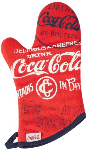 UPC 064180190005, Now Designs Coca-Cola Classic Oven Mitt