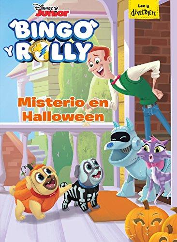 Bingo y Rolly. Misterio en Halloween