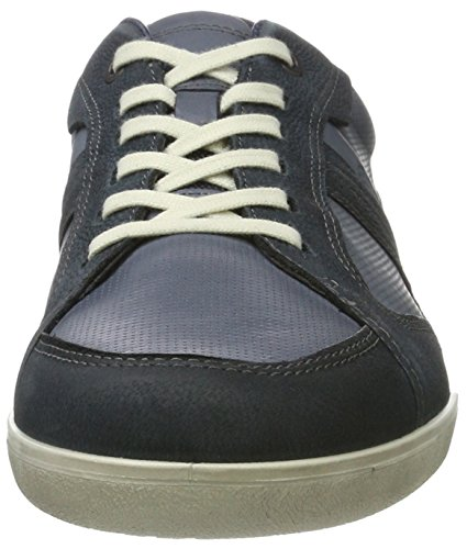 Ecco Enrico Uomo marine 59353navy Sneaker Blu RR1frwqnW
