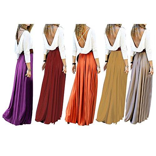 Kleider lang modern