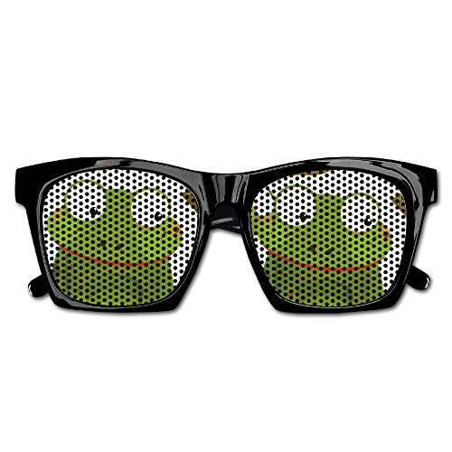 Cherry Park Mother Frog And Baby Frog Retro Party Sunglasses & - Nz Hippie Glasses
