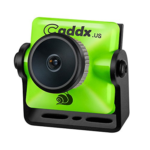 Caddx FPV Camera Turbo Micro SDR2 Upgrade for Micro SDR1 1 2.8 SONY Exmor-R 1200TVL NTSC 2.1mm Lens IR Blocked DC 5V-40V Wide Voltage for FPV Racing Drone By FANCYWING