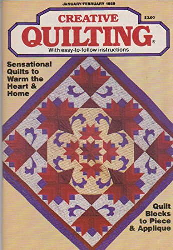 Creative Quilting Magazine January/February 1989