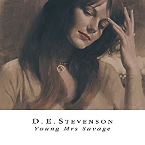 Young Mrs Savage Audiobook
