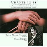 Chants Juifs: Jewish Songs for Cello & Piano