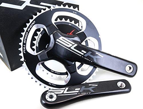 FSA SL-K Light BB30 / PF30 Road Tri Bike Crankset + BB 52/36T 172.5 N10/11s NEW by FSA