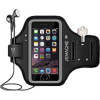 iPhone 7 / 8 / 7+ / 8+ Armband, JEMACHE Fingerprint Touch...