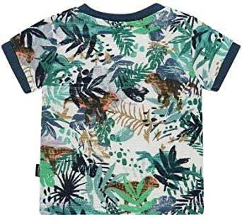Noppies Baby Boys B Regular T-Shirt Ss Athens AOP