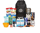 Sustain Supply Co. 9-08400Premium Emergency Survival Bag/Kit - Be Equipped with 72 Hours of Disaster Preparedness Supplies for 2 People
