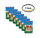 PACK OF 7 - Carrington Farms Toasted Quinoa, 10 oz