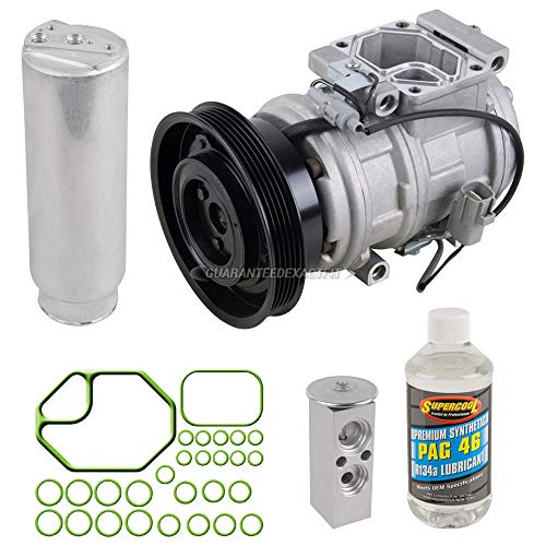 AC Compressor w/A/C Repair Kit For Toyota Camry 1993 - BuyAutoParts 60-80254RK New