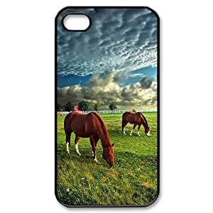 Horse Case for Iphone 4/4s Petercustomshop-IPhone 4-PC01548