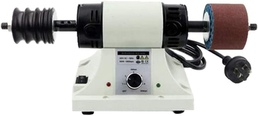 Machine de meulage de bord de cuir de polissage de cuir de 220V machine de meulage 0-8000RPM ohne Flexiblen Schaftgriff