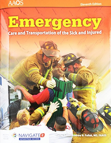 128410690X - Emergency Care and Transportation of the Sick and Injured (Orange Book)