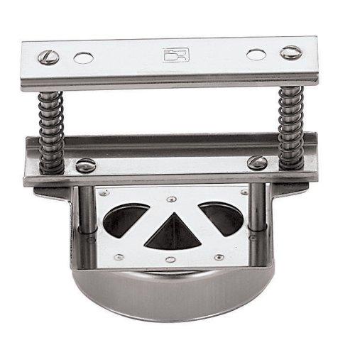 (Paderno World Cuisine 4 Inch Stainless Steel Pretzel Cutter)
