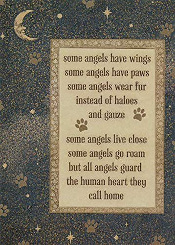 - Pet Angels Pet Sympathy Card