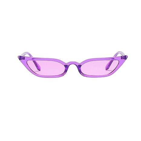 FBGood Gafas de Sol Retro con Marco pequeño, protección UV ...