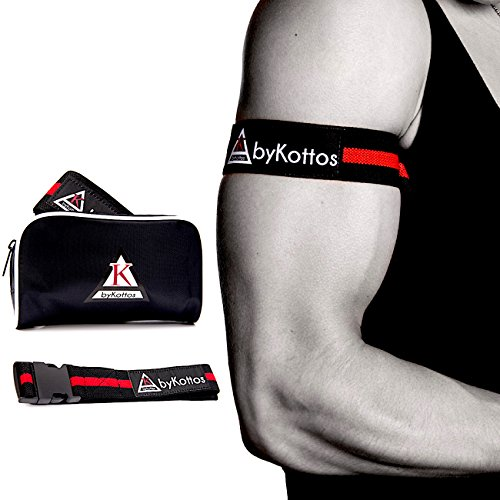 Occlusion Training Bands ByKottos Arms