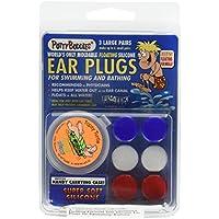 PUTTY BUDDIES Floating Earplugs 3-Pair Pack – Soft...