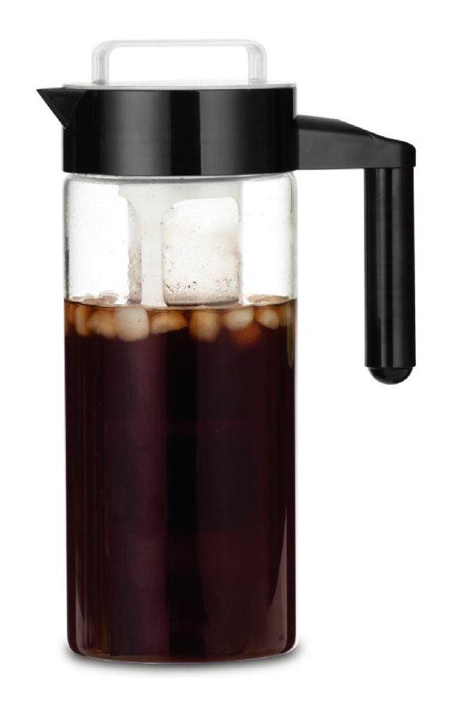 Glass Pot For Coffee Maker : Glass Iced Coffee Maker Francois et Mimi BPA-free , Cold Brew Coffee Pot eBay