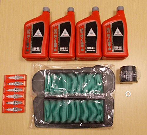 New 1988-2000 Honda GL GL1500 Goldwing OE Complete Synthetic Oil Tune-Up Kit by Honda (Image #1)
