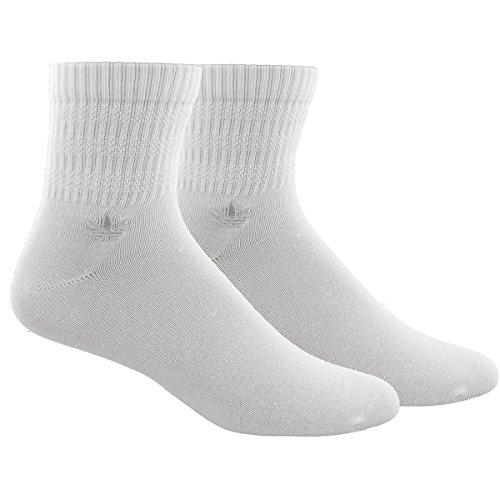 adidas Men's Originals No Show Sock (2 Pack) for cheap