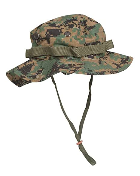 3dfdf67cb09 Image Unavailable. Image not available for. Color  Mil-Tec US Woodland GI  Boonie Hat ...