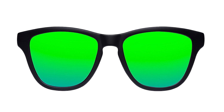 664167f6640b6 Hawkers Carbon Black Emerald One Kids, Montures de Lunettes Unisex ...