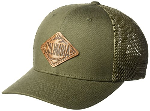 - Columbia Men's Rugged Outdoor Mesh Hat, Peatmoss Ripstop Patch, L/XL