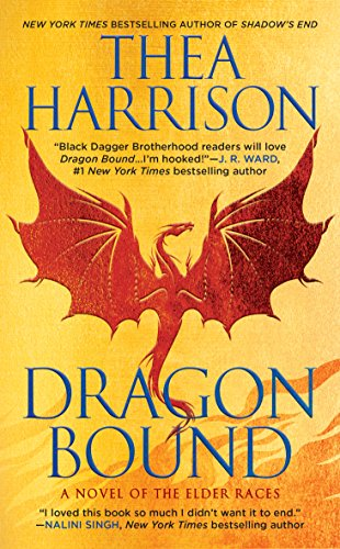 Dragon Bound (Elder Races Book 1) cover