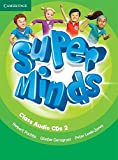 Super Minds Level 2 Class Audio CDs  - 9781107674066