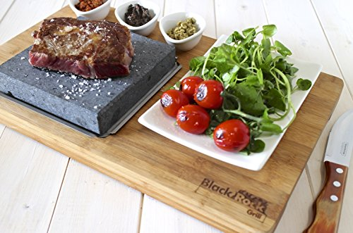 Bamboo Steak On The Stone Premium