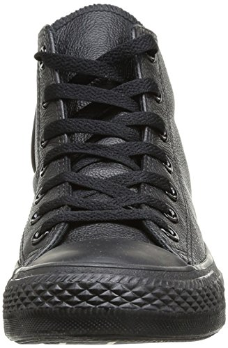 Converse Chuck Taylor All Star Hi - Zapatillas unisex, Negro (Black Monochrome), 36.5 EU