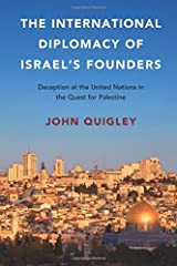 The International Diplomacy of Israel's Founders Paperback