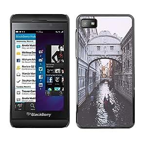Dragon Case - FOR Blackberry Z10 - you may be one person - Caja protectora de pl??stico duro de la cubierta Dise?¡Ào Slim Fit