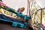 Disc-O-Bed Youth Kid-O-Bunk Benchable Camping Cot