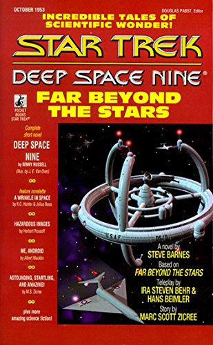 Amazon far beyond the stars star trek deep space nine far beyond the stars star trek deep space nine by barnes fandeluxe Document