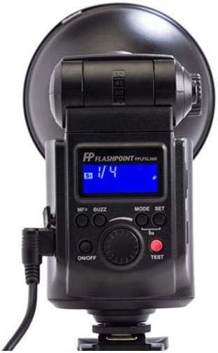 Flashpoint SL-360 StreakLight 360 Watt-Seconds Flash Black