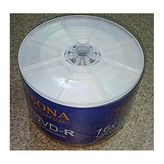 WRITEX 50pcs CD-R-CD RECORDABLE Spindle Box 52X 700 MB 80 Minutes (50)
