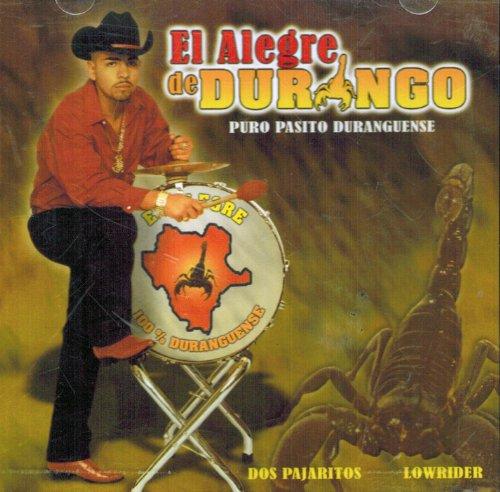 El Alegre De Durango (Dos Pajaritos) Zr-442 by Z-Records (Image #1)