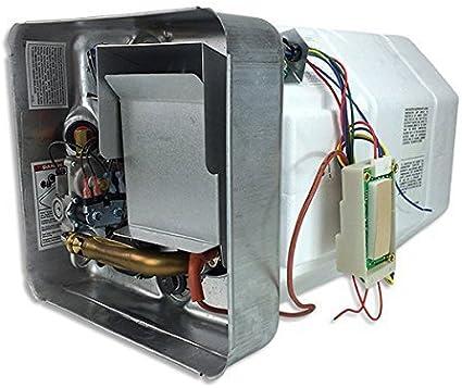 Amazon Com New Suburban Sw6de 6 Gallon Dsi Electric Ignition Lp Lp And Gas Rv Motorhome Trailer Water Heater Home Improvement