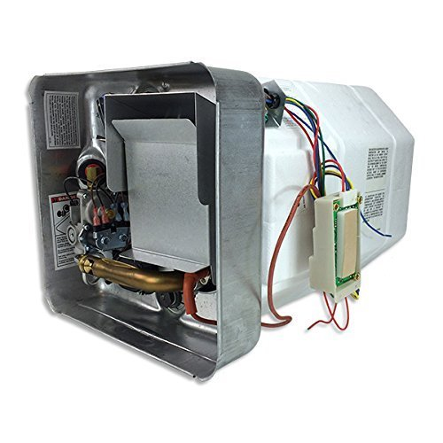 - New Suburban Sw6De 6 Gallon Dsi Electric Ignition/Lp Lp And Gas Rv Motorhome Trailer Water Heater