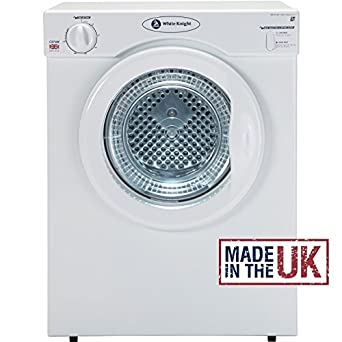 white knight c37aw compact vented tumble dryer 3kg amazon co uk rh amazon co uk Energy Guide Coloplast Measuring Guide