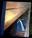 Calculus with Applications, Harshbarger, Ronald J. and Reynolds, James J., 0669326356