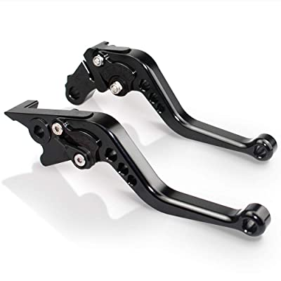 YAOFAO Short Brake Clutch Levers Adjustable CNC for honda GROM 2014-2016 CBR250R 2011-2013 CBR300R/CB300F/FA 2014-2020 CBR500R/CB500F/X 2013-2020 GROM/MSX125 2014-2020: Automotive