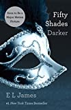 Book cover from Fifty Shades Darker by E. L. James