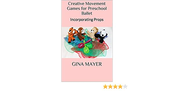 Creative Movement Games for Preschool Ballet: Incorporating Props
